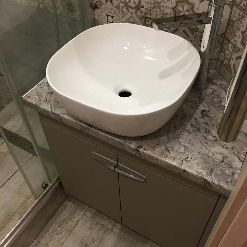 Мебель для ванной комнаты-Мебель для ванной «Модель 67»-фото8