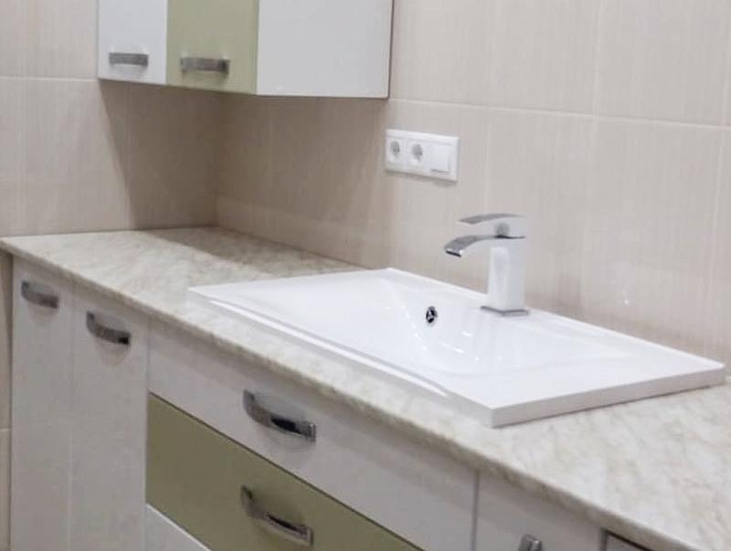Мебель для ванной комнаты-Мебель для ванной «Модель 63»-фото2