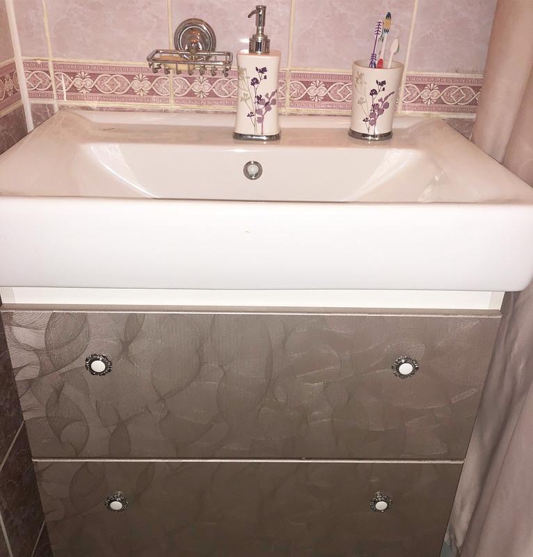 Мебель для ванной комнаты-Мебель для ванной «Модель 62»-фото5