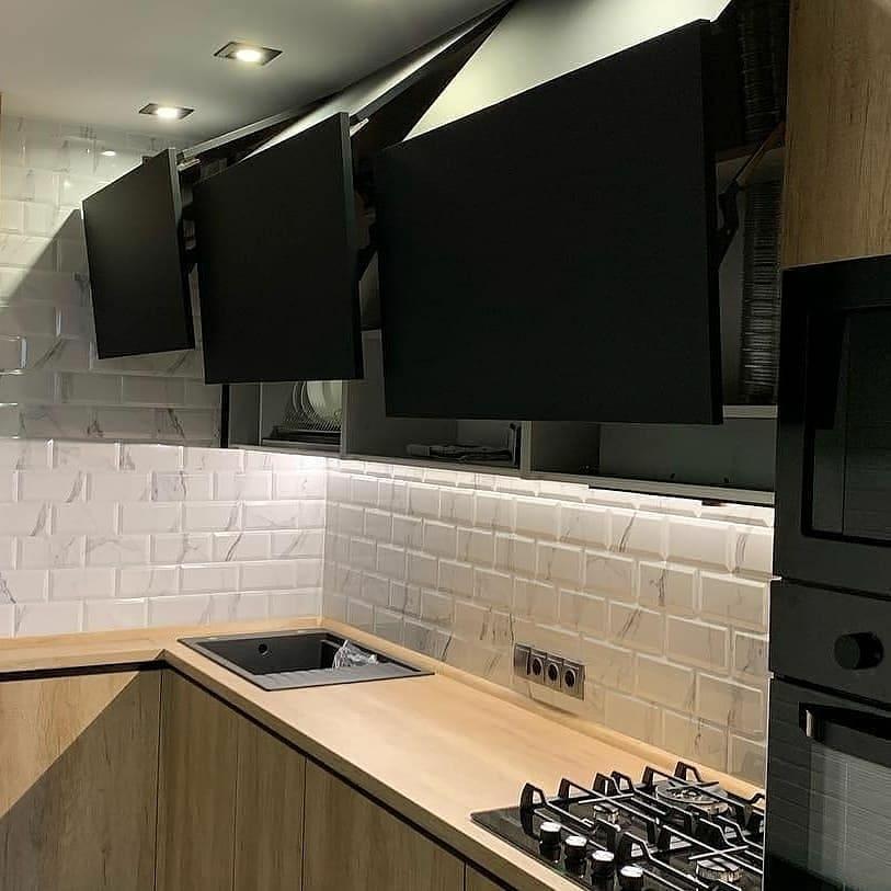 Купить кухню-Кухня из ЛДСП «Модель 630»-фото4