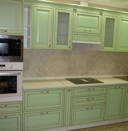 -Кухня МДФ в ПВХ «Модель 326»-фото29