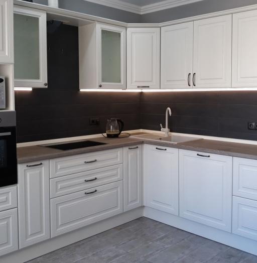 -Кухня МДФ в ПВХ «Модель 278»-фото17