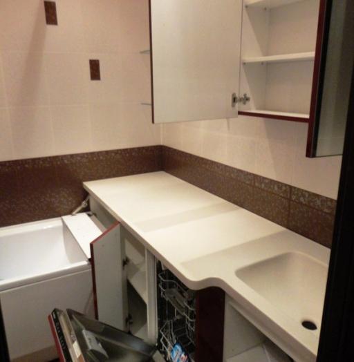 Мебель для ванной комнаты-Мебель для ванной «Модель 64»-фото4
