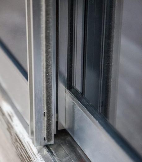 Большой шкаф-купе-Шкаф-купе с зеркалом «Модель 256»-фото4