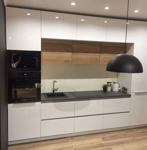 -Кухня из акрила «Модель 349»-фото10