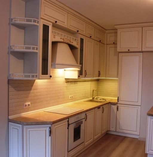 -Кухня МДФ в ПВХ «Модель 39»-фото6