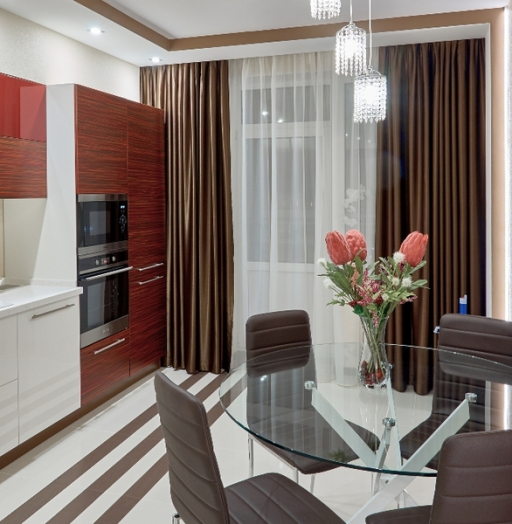 -Кухня МДФ в ПВХ «Модель 17»-фото28