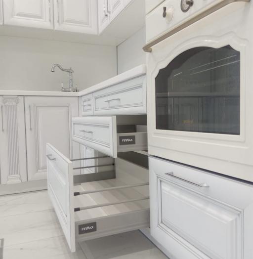 -Кухня МДФ в ПВХ «Модель 34»-фото23