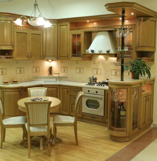 -Кухня из массива «Модель 127»-фото13