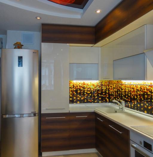 -Кухня из акрила «Модель 299»-фото28