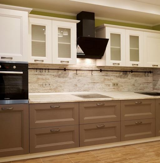 -Кухня из шпона «Модель 25»-фото18