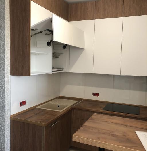 -Кухня МДФ в ПВХ «Модель 73»-фото29