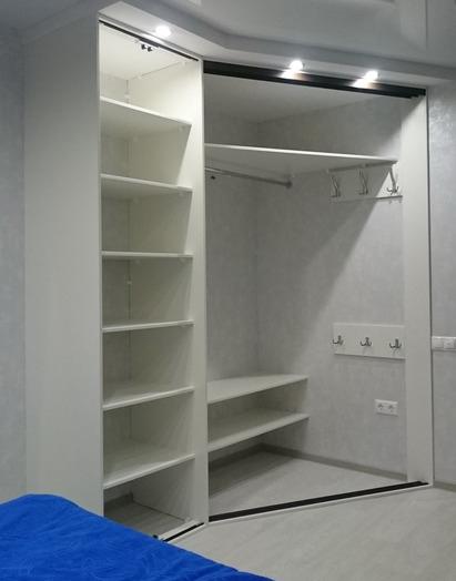 -Угловой шкаф-купе «Модель 214»-фото25