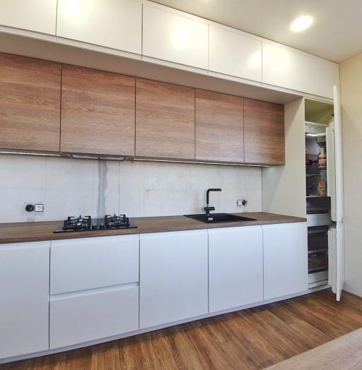 -Кухня МДФ в эмали «Модель 545»-фото23