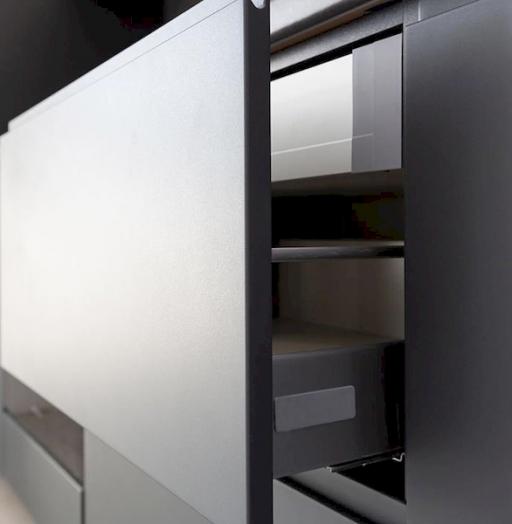 -Кухня МДФ в эмали «Модель 585»-фото26