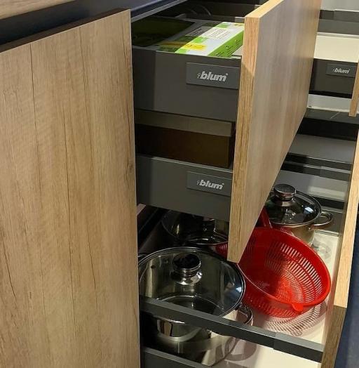 Купить кухню-Кухня из ЛДСП «Модель 630»-фото7