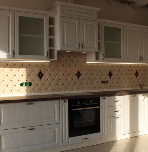 -Кухня МДФ в ПВХ «Модель 292»-фото18